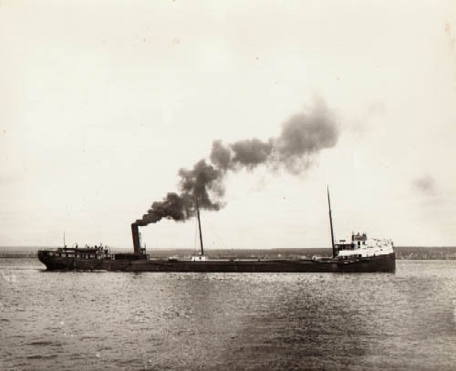 Fedora shipwreck