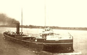 Sevona ship that shipwrecked off shore of apostle islands